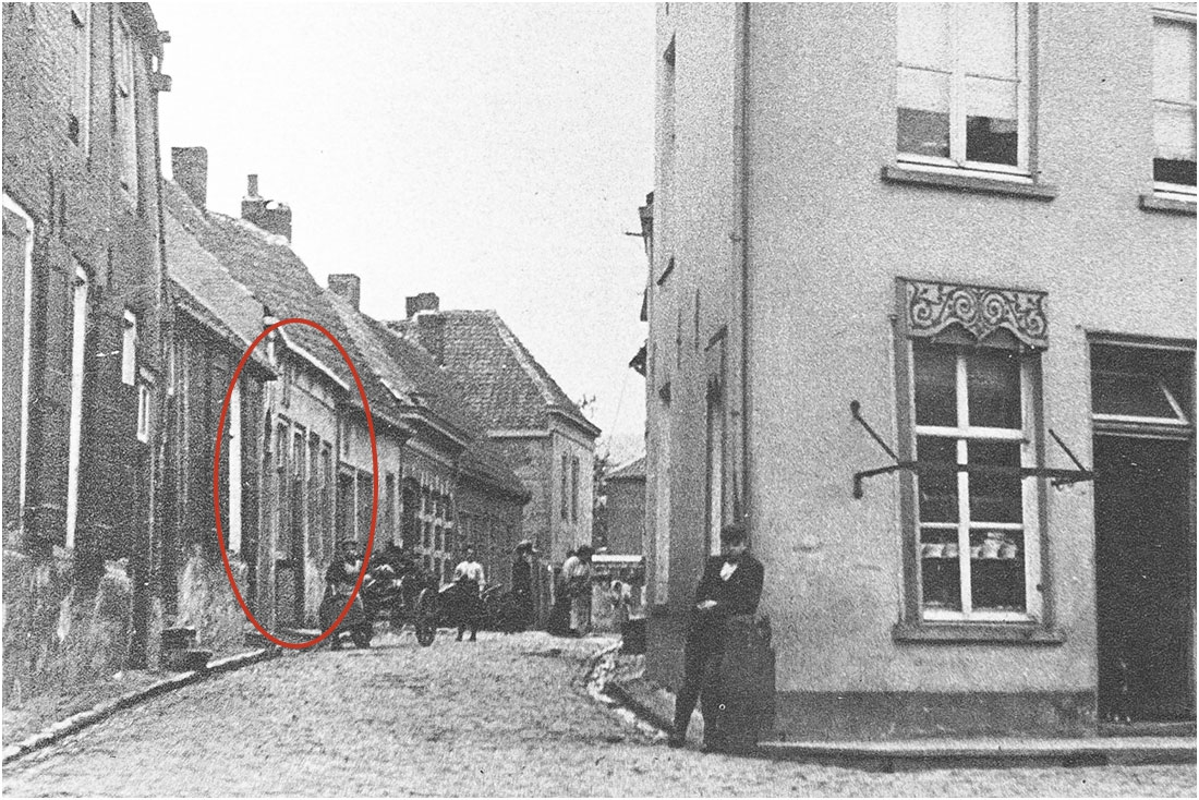 1900-mosselstraat