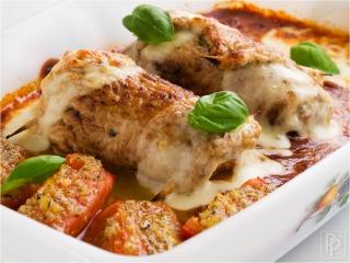 italiaanse ovenrolletjes