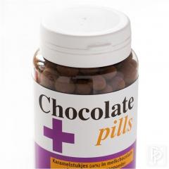 chocolade-pillen
